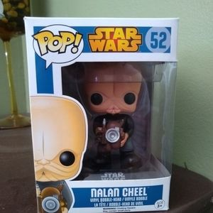 Star Wars Funko Pop Nalan Cheel
